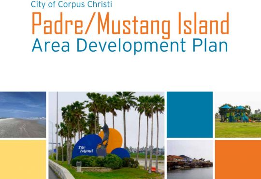 Padre/Mustang Island - Area Development Plan