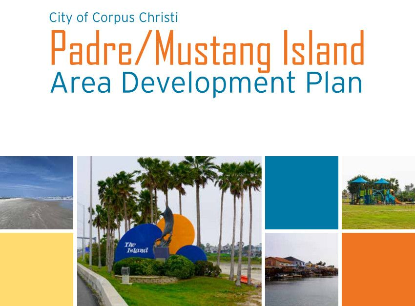 Padre/Mustang Island - Area Development Plan